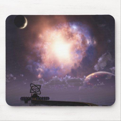 Der Astronom Mousepad