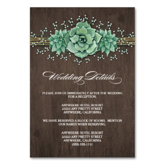 Der Atem-Hochzeits-Einschließungs-Karten des Karte