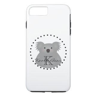 Der australische niedliche Koala-Bär addieren Ihr iPhone 8 Plus/7 Plus Hülle