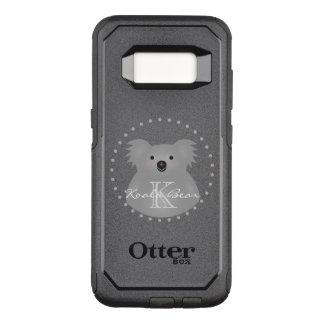 Der australische niedliche Koala-Bär addieren Ihr OtterBox Commuter Samsung Galaxy S8 Hülle