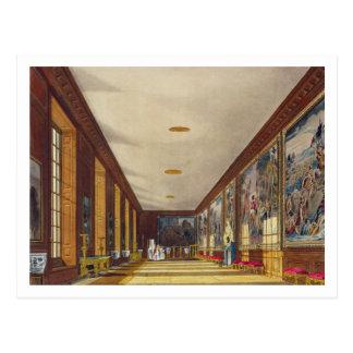 Der Ball-Raum, Hampton Court, 'von der Geschichte Postkarte