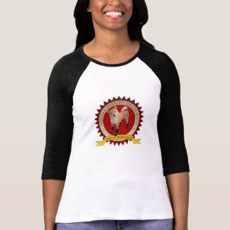 Der Barkley der Frauen Marke lädt 3/4 Hülsen-T - T-Shirt