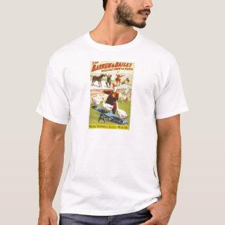 Der Barnum u. Bailey-Zirkus T-Shirt
