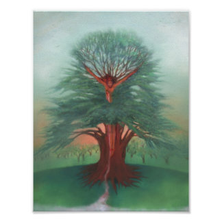 Der Baum des Heilens Poster