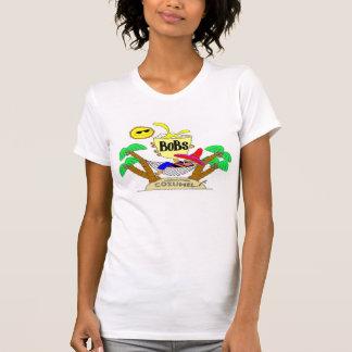 Der Behälter Bobscozumel-Frauen T-Shirt