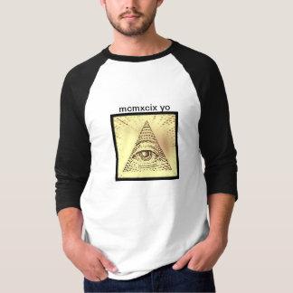 """Der """"belichtete"""" Raglan T-Shirt"""