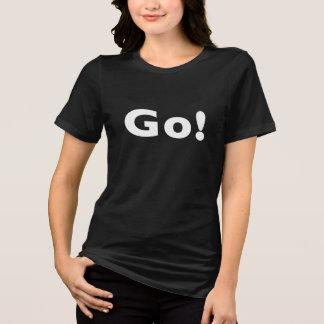 Der Bella der Frauen+Leinwand entspannter T-Shirt