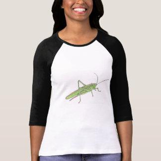 Der Bella der Heuschrecken-Frauen 3/4 T-Shirt