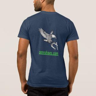 Der Bella der Männer+Leinwand-Hufeisen-Tasche T T-Shirt