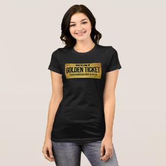 Der Bella WCST GOLDENER KARTE T-Shirt