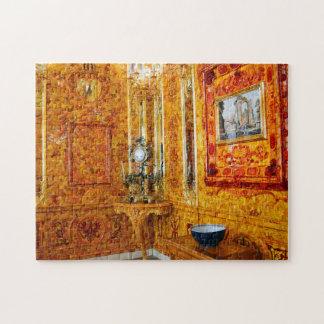 Der bernsteinfarbige Raum, Catherine-Palast,