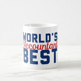 Der beste Buchhalter der Welt Tasse