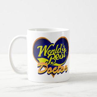 Der beste Doktor der Welt Kaffeetasse