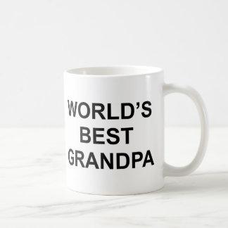 Der beste Großvater der Welt Tasse