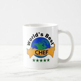Der beste Koch der Welt Kaffeetasse