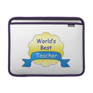 Der beste Lehrer der Welt Sleeve Fürs MacBook Air