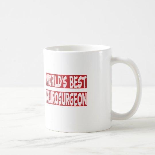 Der beste Neurochirurg der Welt Kaffeetasse