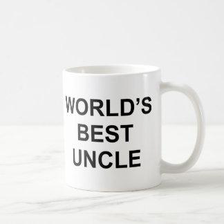 Der beste Onkel der Welt Tasse