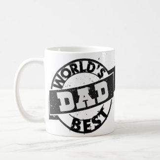 Der beste Vati der Welt Kaffeetasse