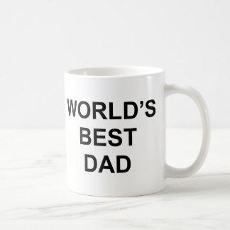 Der beste Vati der Welt Tasse