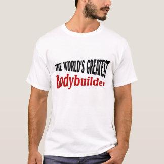 Der bestste Bodybuilder der Welt T-Shirt