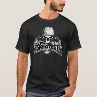 Der bestste Tischler der Welt T-Shirt