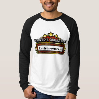 Der bestste Unternehmer der Welt T-Shirt