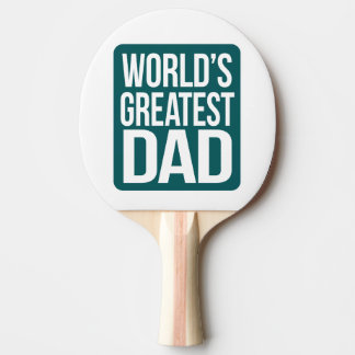 Der bestste Vati der Welt Tischtennis Schläger