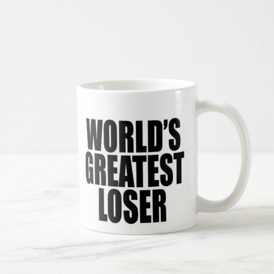 Der bestste Verlierer der Welt Tasse