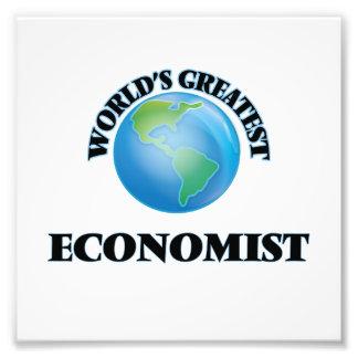 Der bestste Wirtschaftswissenschaftler der Welt Kunst Foto