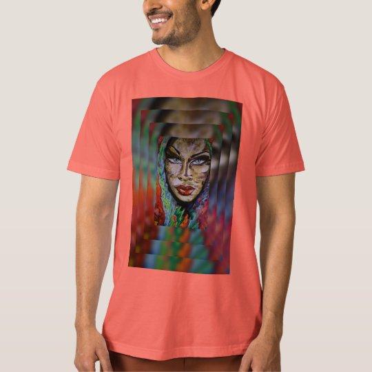 Der Bio T - Shirt der Männer