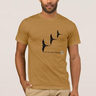 Der Bio T - Shirt der Männer PT11, natürlich