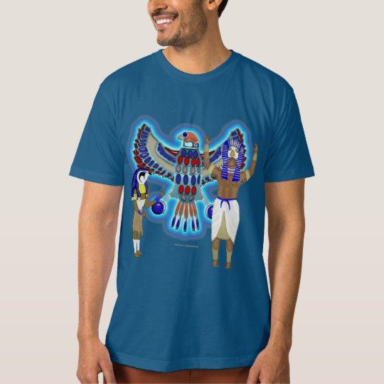 Der Bio T - Shirt vieler Horus Männer