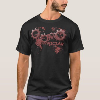 Der bionische Techniker T-Shirt