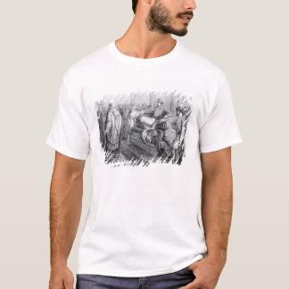Der Bischof von Salisbury vor Saladin T-Shirt