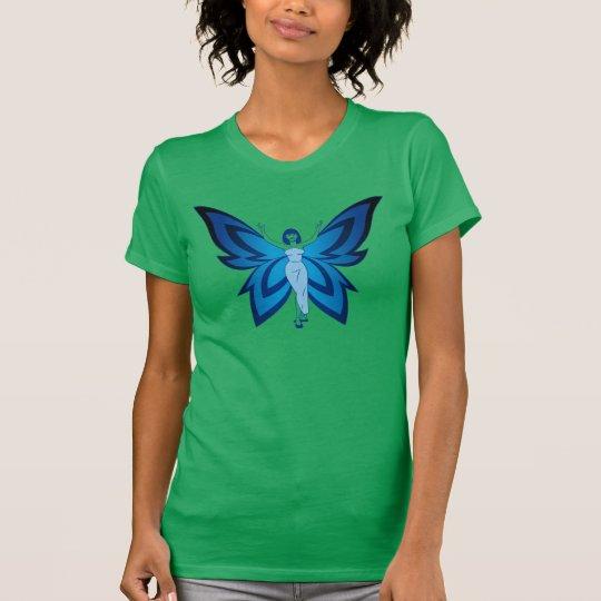 Der blauen Feenfrauen verurteilen Jersey-T - Shirt