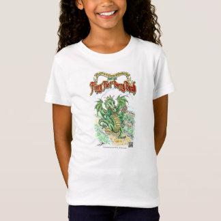 Der brennende Furz-Beeren-T - Shirt für Mädchen