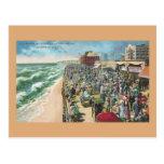 Der Brett-Weg und das Brighton-Kasino Postkarte