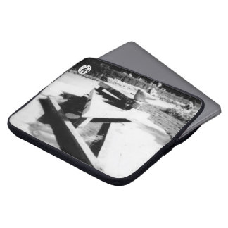 Der Brunnen Laptop Sleeve