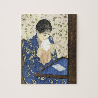 Der Buchstabe durch Mary Cassatt, Vintager