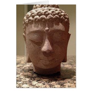 Der Buddha Karte