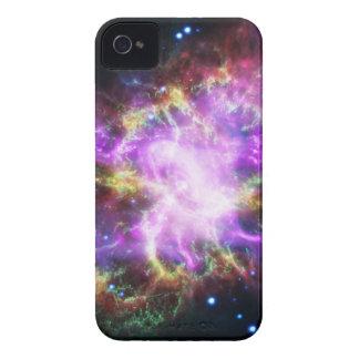 Der Chandra Röntgenstrahl im Krabben-Nebelfleck Case-Mate iPhone 4 Hülle