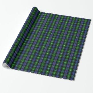 Der Clan-MackenzieTartan Einpackpapier