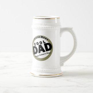 Der coole Vatertag Vati- Bierglas