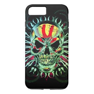 der Dämon alles Schädel iphone Falles iPhone 8 Plus/7 Plus Hülle