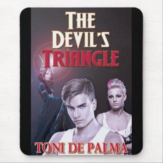 Der Das Dreieck-Designer Mousepad des Teufels