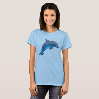 Der Delphin-T - Shirt der Frauen