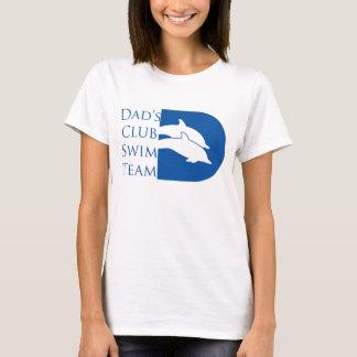 Der Delphin-T - Shirt der Frauen, weiß