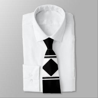Der Diamant-Krawatte der Krawatte