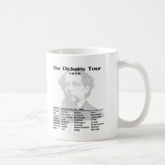 Der Dickens Ausflug Kaffeetasse